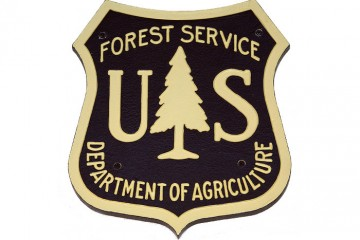 US Forest Service and first timber reserve established.