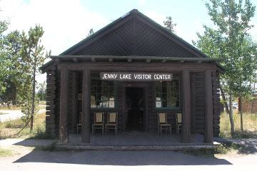 The Crandall Studio opens as a new visitor center at Jenny Lake.